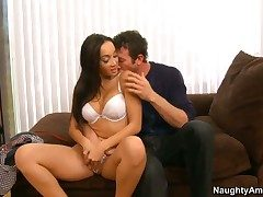 Jordan Ash stretches attractive Katsunis hole respecting