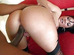 London Keyes is a sex hungry asian bitch nearly big